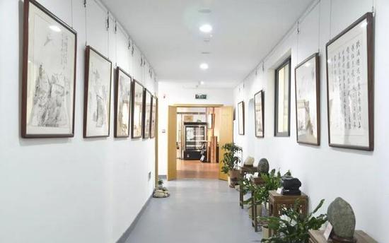 """""""诗情怡意——杨挺山水画展""""将在三明悠然画苑展出"""