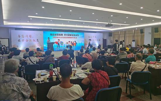 建行漳州分行:银政携手维护老年消费者权益