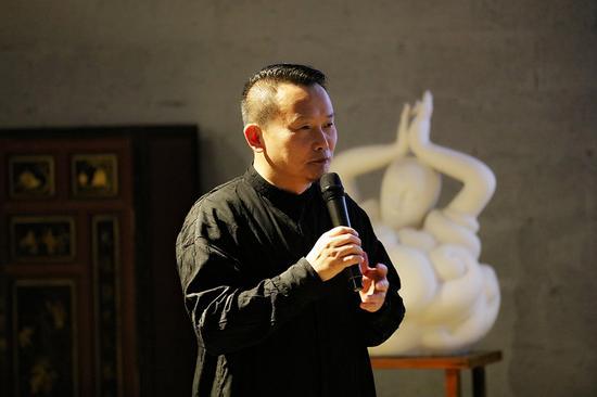 万仟堂设计总监蔡万涯先生-中式生活主题分享