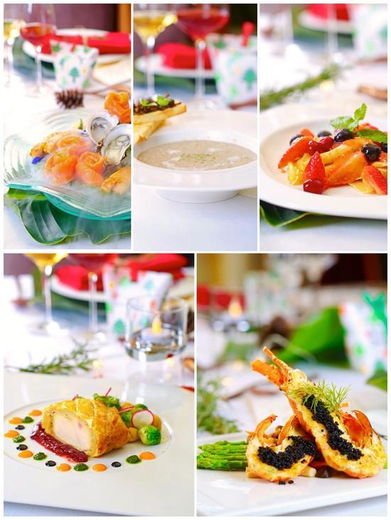 圣诞套餐CNY688