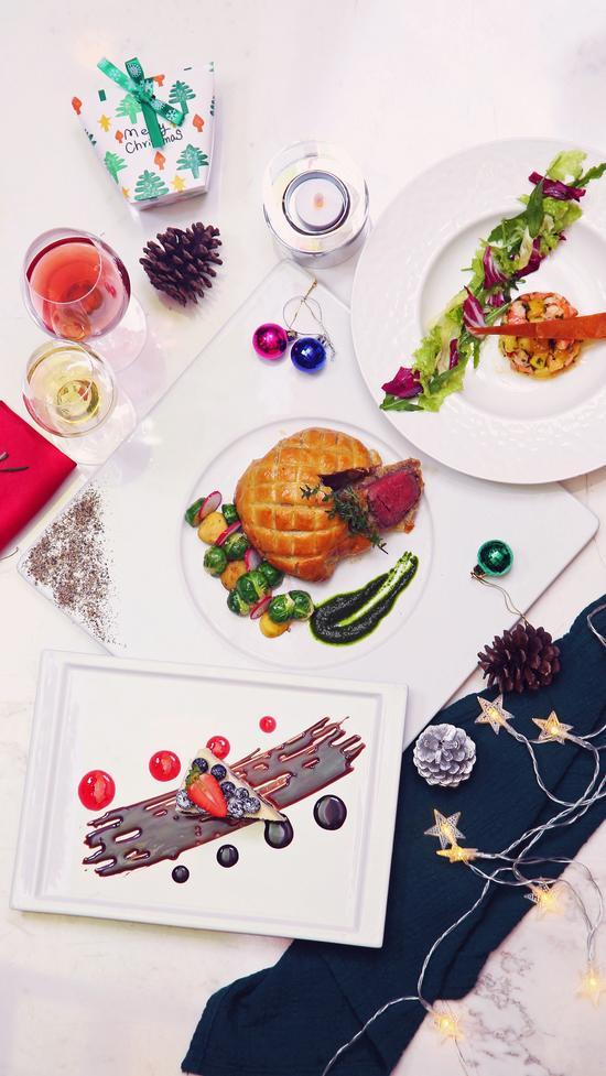 圣诞套餐CNY328
