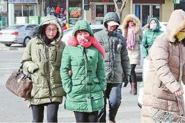 福州本周天气以晴冷开场 高海拔地区最低温-2℃