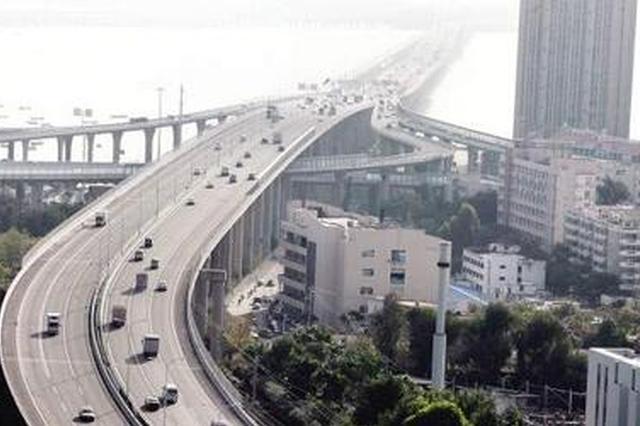 厦门地铁开通后三大桥车流量下降 市民有更多期待