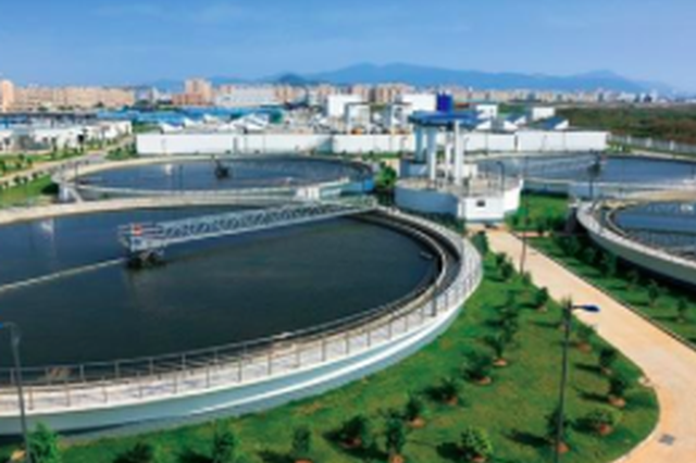福州130个乡镇污水处理设施全部建成 超额完成任务