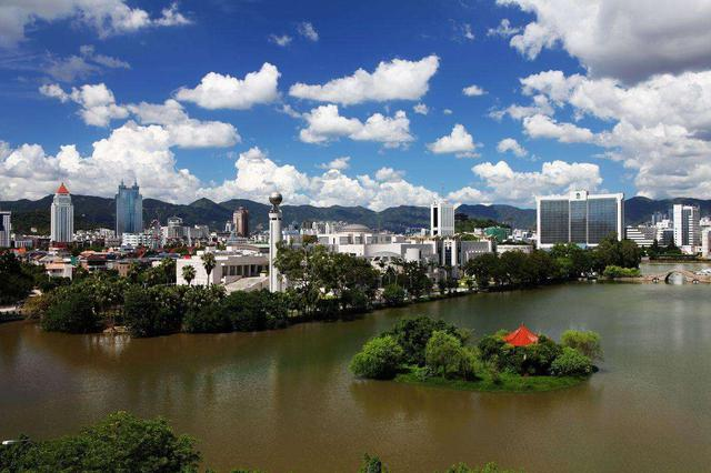 """福州上月空气质量排名全国第二 实现""""开门红"""""""