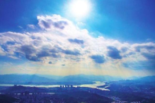 今日福州市区最高温25℃ 明天起降温降雨