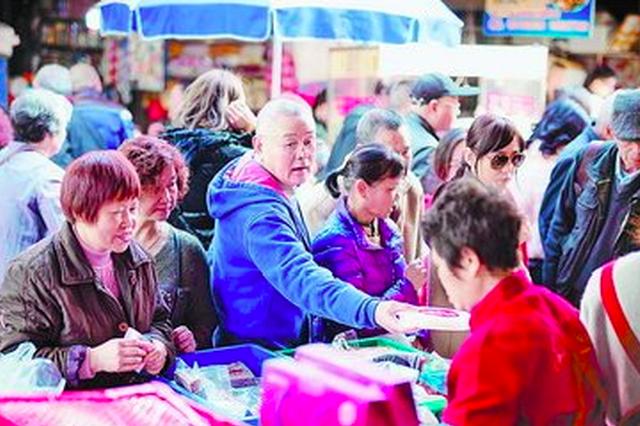 春节厦约15万家餐饮店正常营业 各点餐平台照常配送