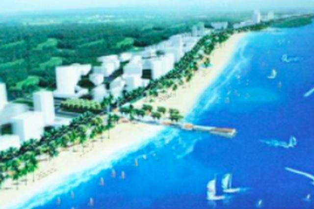 厦环东海域滨海建设春节不停工 一期工程或今年建成