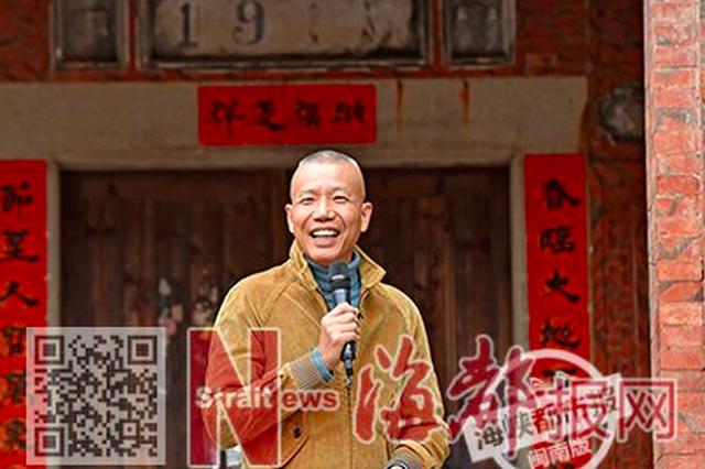 蔡国强:我是泉州走出去的小男孩