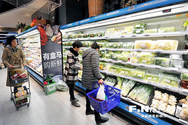 福州45家样本企业春节黄金周销售额同比增长7.12%