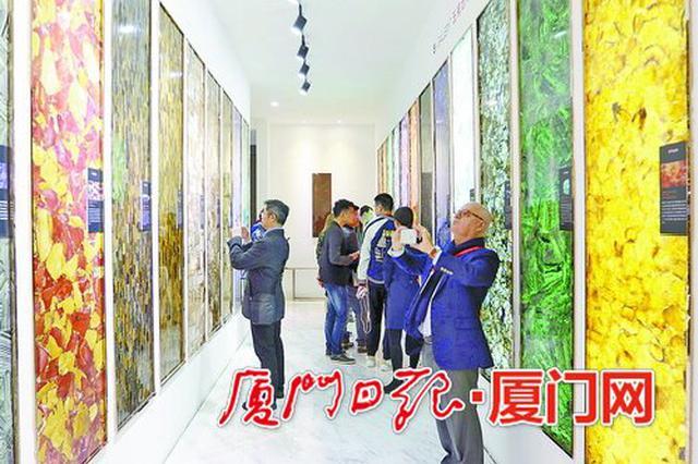 厦门国际石材展将举办 千余吨石材展品来厦参展