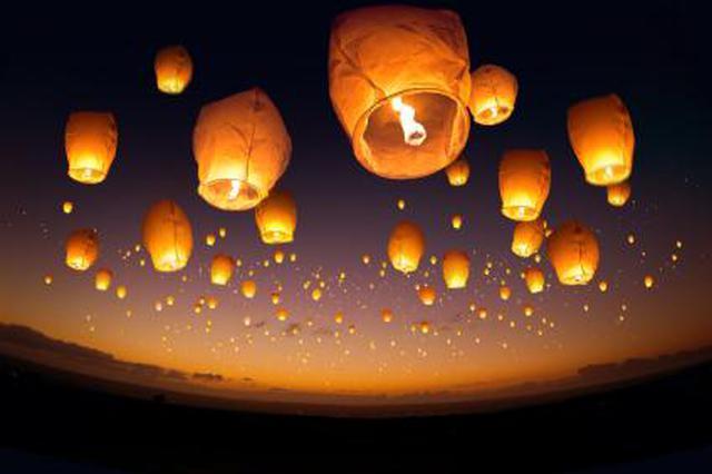 元宵期间 泉州将严查施放孔明灯、氢气球等行为