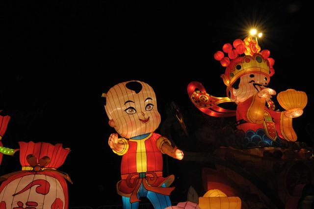 福州元宵还未来花灯已盛开 各区灯会亮点一睹为快