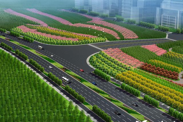 榕滨海新城打造13.8公里景观带 宽200米拟2020年竣工