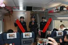 """福州往多方向列车余票充足 南铁加开3趟""""拜年动车"""""""