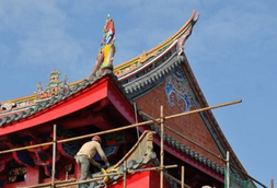 漳浦关帝文化公园举行落成典礼 项目总投资2030万