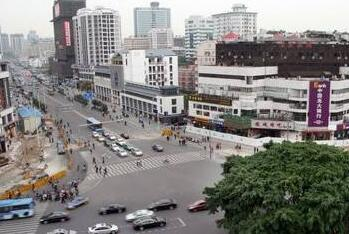 福州南门兜站将建过街地下环形通道 今起围挡施工