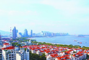 厦门海沧区加快建设高素质高颜值国际一流海湾城区