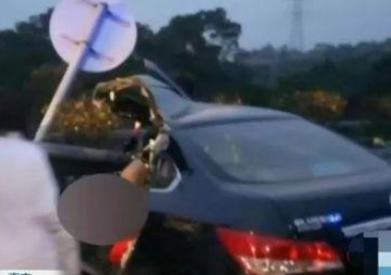 惠安发生车祸一男子遇难 妻子哀求医生:他只是睡着了