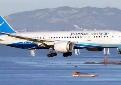 今起搭厦航飞机可以开手机 部分航班还能连机上wifi