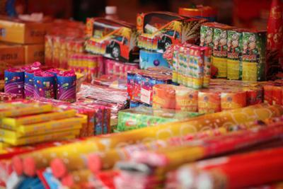 春节、元宵将至 钱柜娱乐官网中心市区禁放烟花爆竹和孔明灯