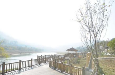 晋安日溪畲族文化广场全面竣工 春节前开放