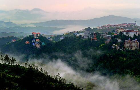 福州鼓岭旅游度假区 被确定为国家级旅游度假区
