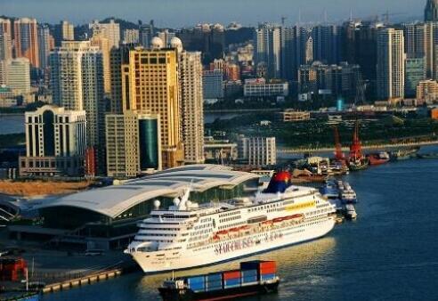 厦门将投百亿建全新邮轮母港 规划面积超100万平米