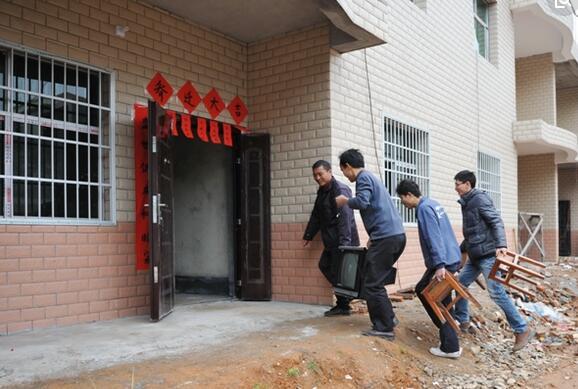 春节前泉州全市321户低保户将全部迁入新居