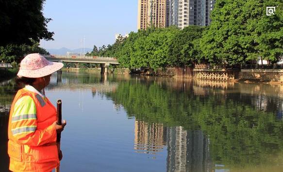 《新闻联播》关注福州水系治理:用新思路解决老问题