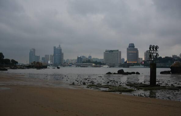厦门今明两天以阴天多云为主 最低温在14℃上下