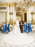 除了剑桥公爵夫人 回顾这些王室公主王妃婚礼