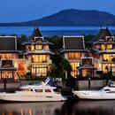 真奢华!可以直接停泊游艇的巴厘岛酒店