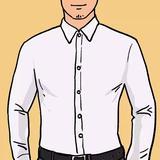 出门时你应该解开几颗衬衫扣