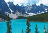 加拿大度蜜月 落基山的纯净自然之旅