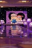 纯真动漫主题婚礼 带你梦回童年