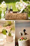 创意森林系婚礼 给婚礼加点小清新?