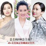"""许晴领衔 40+依旧不老的""""公主命""""女星"""
