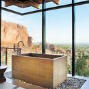 10种梦幻感爆棚的摩登范儿浴室