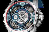 2017日内瓦表展 罗杰杜彼王者系列腕表