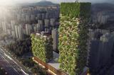 """长树的建筑:亚洲第一座""""垂直森林""""将在南京落成"""