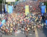 偶像的使命 Jeep牧马人领跑上海国际半程马拉松