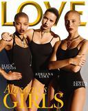 天使超模Adriana Lima登封面 丑美风的时尚圈