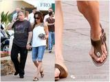 """女刊美容:这些女明星的脚""""惨不忍睹"""""""