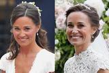 英国凯特王妃妹妹嫁豪门 大婚戴旧耳环只为省钱?