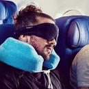 邻座睡得比你香 可能是旅行枕头比你的好