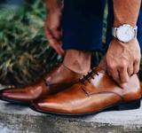 杜绍斐:用这3招擦皮鞋,你的旧鞋能卖两根大金条!