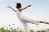 缓解疼痛促消化 每天几分钟脊柱伸展法