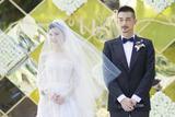 杨子姗新婚答谢 吴中天:从今以后,生死与共