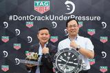 泰格豪雅荣耀成为中国探月工程战略合作伙伴及官方选用计时